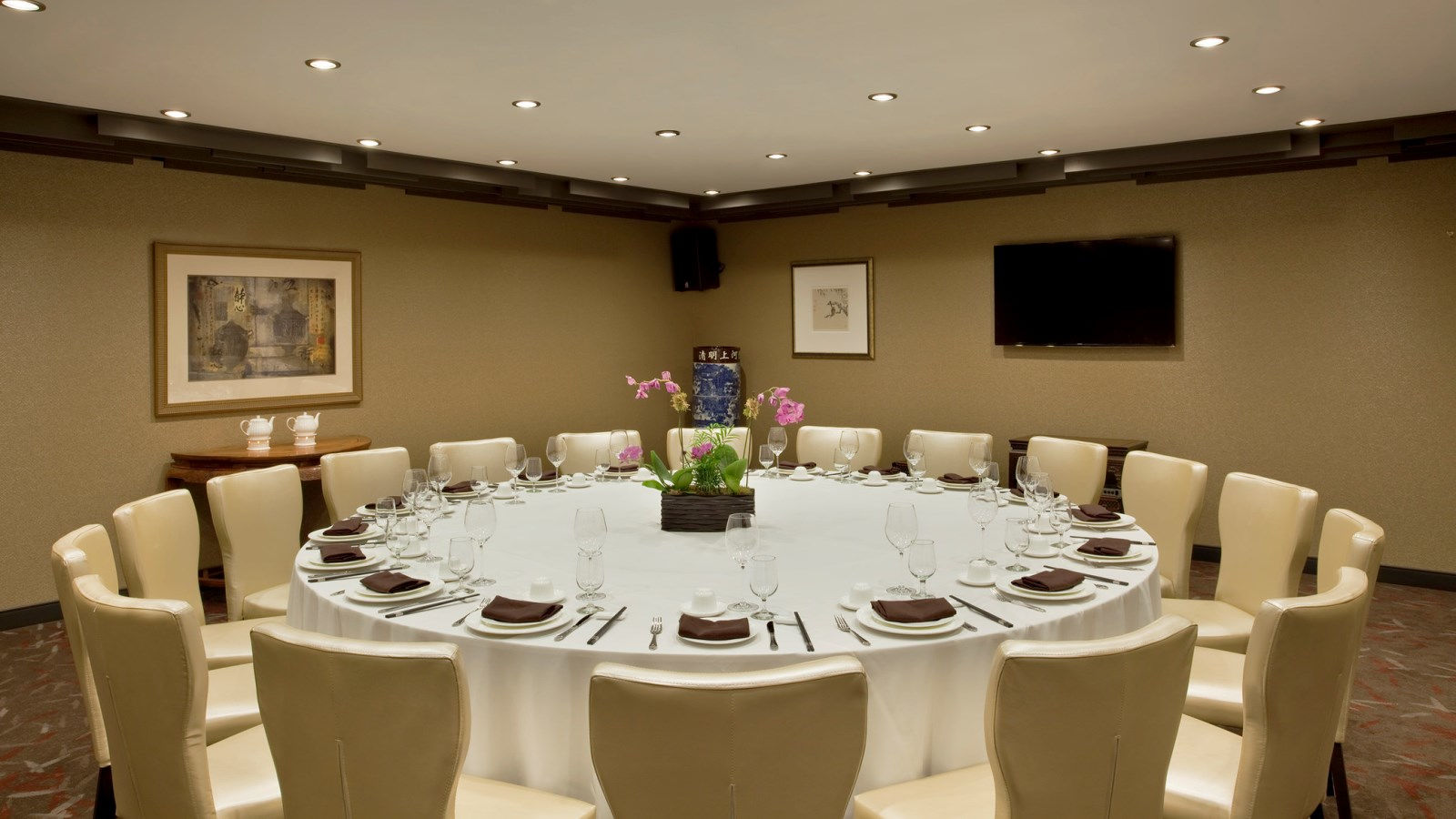 Private Dining | Sheraton LaGuardia East Hotel