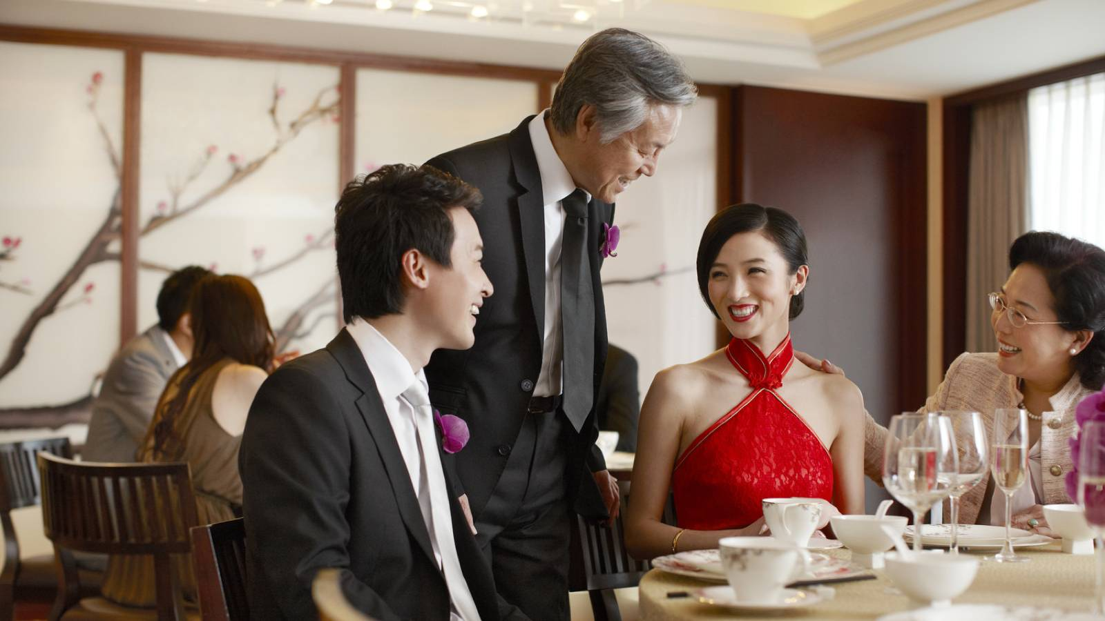 NYC Chinese Traveler Information | Cultural Weddings